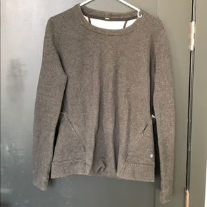 lululemon workout sweater